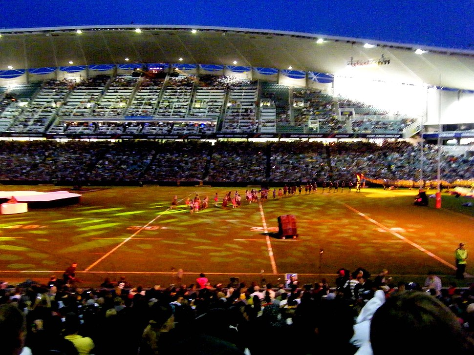 2008 Rugby League World Cup opening ceremony (26 October 2008)