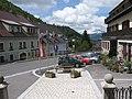 2009-05-31 Annaberg (Niederösterreich)-Ortskern mit Ötscher.jpg