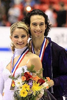 2009 Skate America Dance - Tanith BELBIN - Benjamin AGOSTO - Gold Medal - 0580a