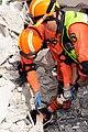 2010년 중앙119구조단 아이티 지진 국제출동100119 몬타나호텔 수색활동 (546).jpg