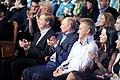 2011-11-13 Владимир Путин на юбилейном выпуске передачи КВН-50 (01).jpeg