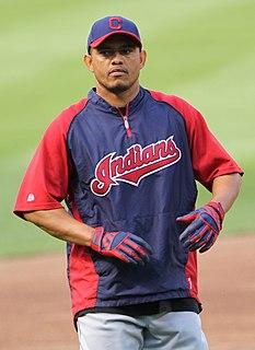 Orlando Cabrera Colombian-American baseball player