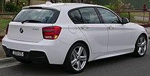 BMW Series F Wikipedia - Bmw 1 series 2015