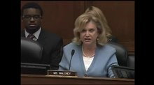 File:2012 February 16 Representatives Cummings and Maloney opening statements at US Congress contraception hearing.ogv