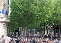 2012 French presidential election - boulevard Saint-Germain crowd.JPG