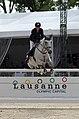 2013 Longines Global Champions - Lausanne - 14-09-2013 - Emilie Payot et Robert Le Dyable 2.jpg