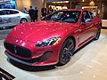 2013 Maserati GranTurismo MC (8404323430).jpg