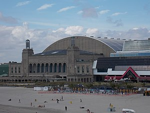 Boardwalk Hall - Boardwalk Hall in September 2014