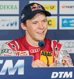 2014 DTM HockenheimringII Mattias Ekstroem by 2eight 8SC3364.jpg