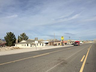 Alamo, Nevada Unincorporated town in Nevada, United States
