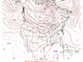 2015-10-24 500-Millibar Height Contour Map NOAA.png