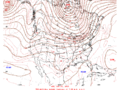 2015-10-25 500-Millibar Height Contour Map NOAA.png