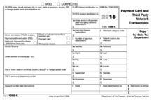 order form 1099  Form 5-K - Wikipedia