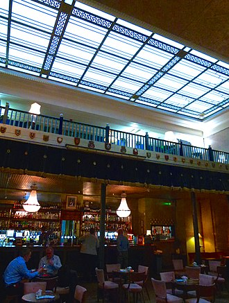 The Woolwich - Image: 2015 London Woolwich, Woolwich Equitable pub 06