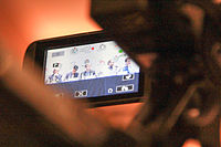 2015 Wikimania press conference - JS - 8.jpg