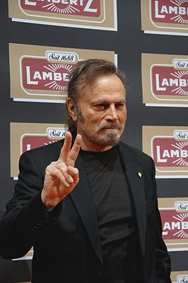 Franco Nero in 2016.