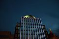 2016-05-21 Anzeiger-Hochhaus Hannover at night (freddy2001).jpg