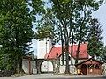 2016 Dawny kościół w Radomierzu 1.jpg