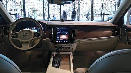 Volvo S90 Interior >> Volvo S90 Wikiwand