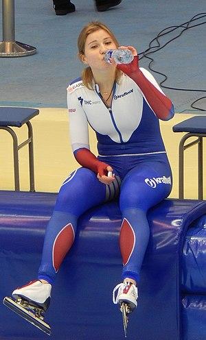 Olga Fatkulina - 2016 World Championships – 1000 metres