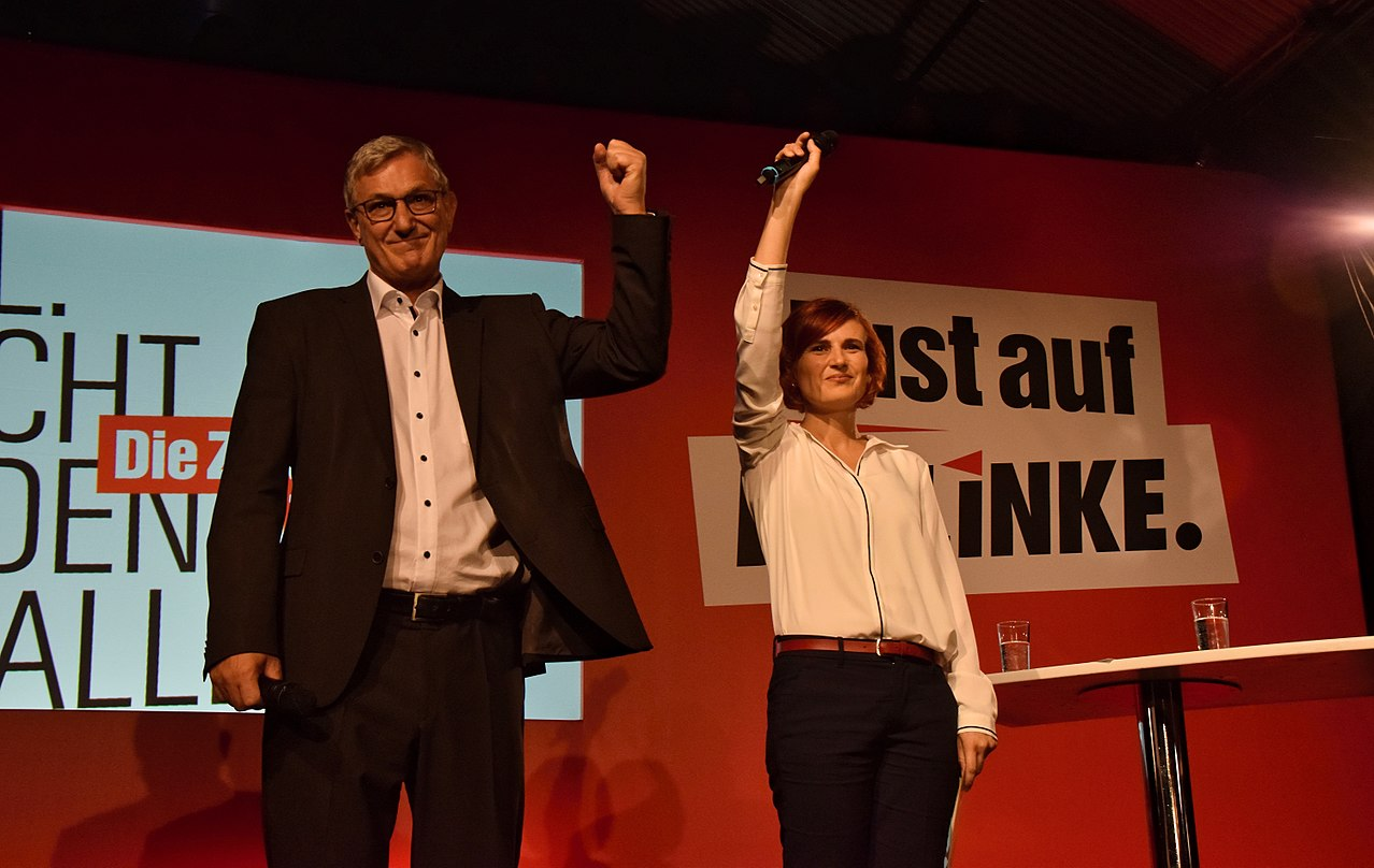 2017-09-24 Katja Kipping und Bernd Riexinger by Jenny Paul - (03).jpg