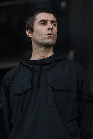 Liam Gallagher - Gallagher performing live in 2017