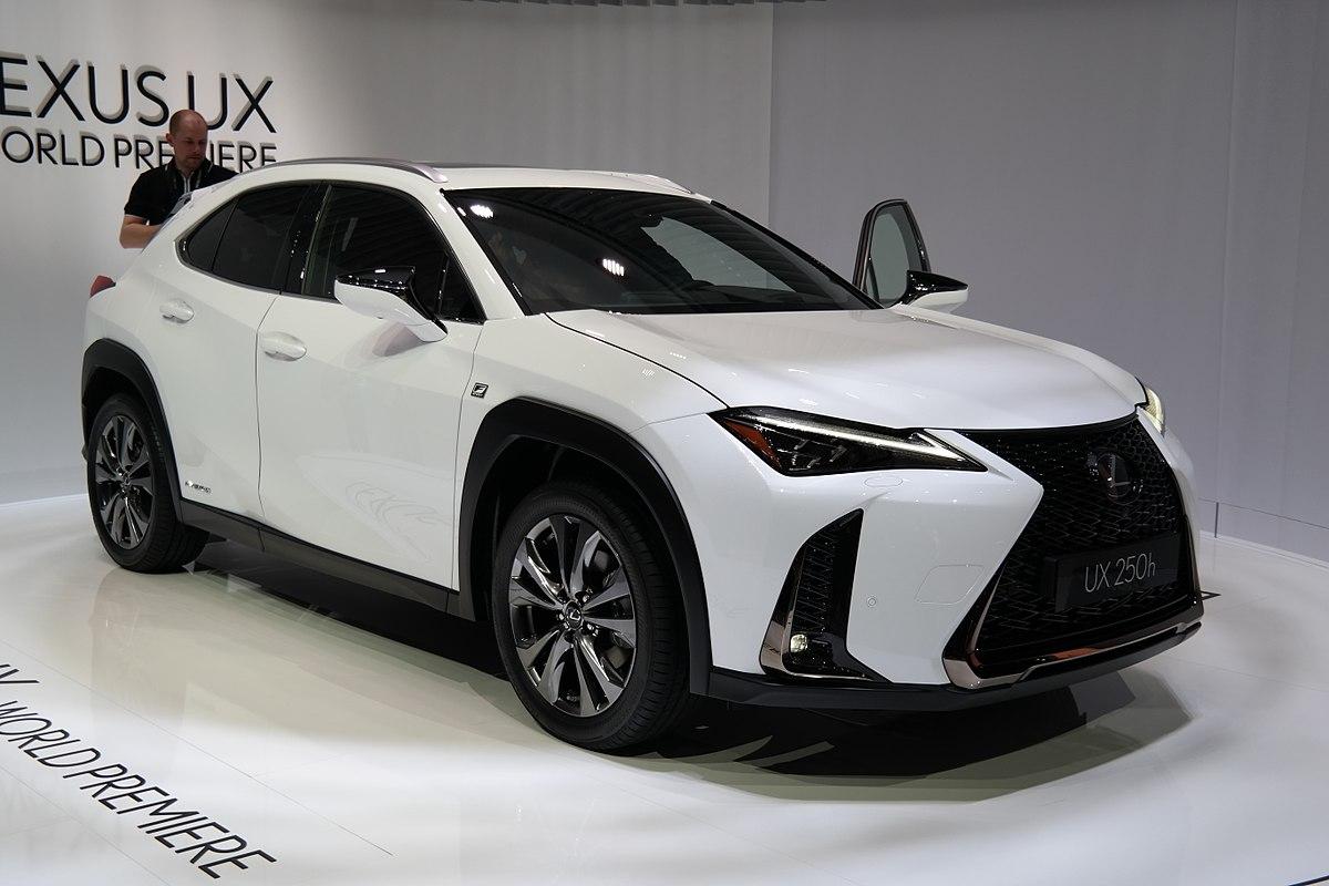 Compact Suv Australia >> Lexus UX - Wikipedia