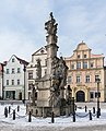 2018 Pomnik Trójcy Świętej w Lądku-Zdroju 03.jpg