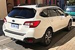 2018 Subaru Outback (BS9 MY18) 2.5i station wagon (2018-08-13) 02.jpg