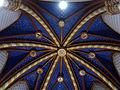 205 Santuari de la Misericòrdia (Canet de Mar), cambril de la marededéu, volta del sostre.JPG
