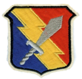 21st Operations Group - Emblem of the World War II 21st Fighter Group