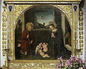 retable de la Nativité