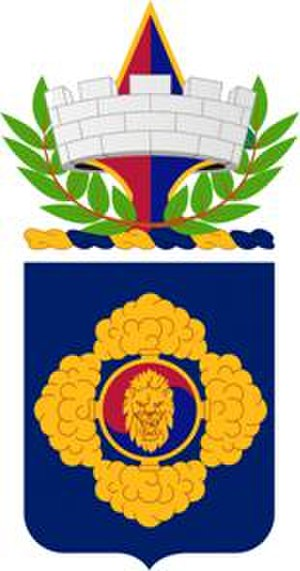 23rd Chemical Battalion - Image: 23 Chem Bn Co A