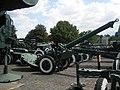 240-мм міномет М-240, Площадка військової техніки.JPG