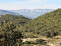 294 El Montsec de Rúbies des de Sant Urbà (Foradada).JPG