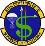314 Comptroller Sq emblem.png