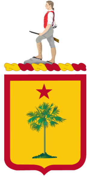 314th Cavalry Regiment (United States) - Coat of Arms of the 314th Cavalry Regiment