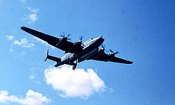 31 Shackleton mail drop Aug1970