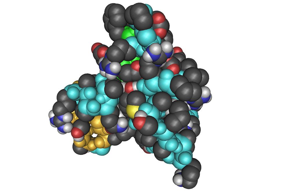 3GF1 Insulin-Like Growth Factor Nmr 10 01