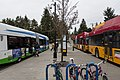 3x BRT Swift & RapidRide E & E (13211438685).jpg