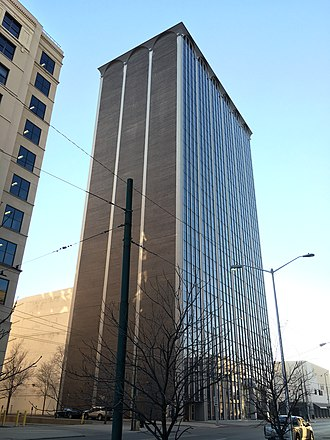 40 West 4th Centre - Image: 40 West Fourth Dayton