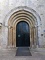 410 Sant Pere de Galligants (Girona), portalada romànica.JPG