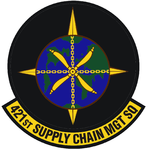 421 Supply Chain Management Sq emblem.png