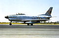 431st Fighter-Interceptor Squadron - North American F-86D-50-NA Sabre 52-10054.jpg