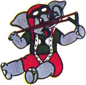43d Troop Carrier Squadron - 43d Troop Carrier Squadron - Emblem