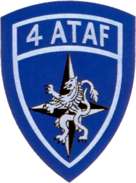 4th Allied Tactical Air Force (NATO) patch.png