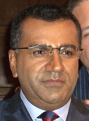 Martin Bashir - Bashir in May 2007.