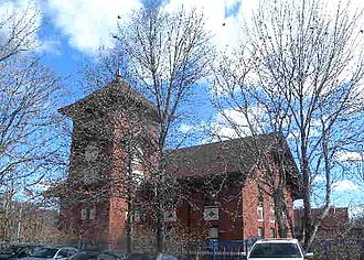 National Register of Historic Places listings in the Bronx - Image: 52 Pct NYPD jeh