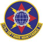 578 Software Maintenance Sq emblem.png