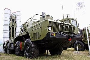 5P85SE2 of the SAM system S-300 PMU-2 SAM.jpg